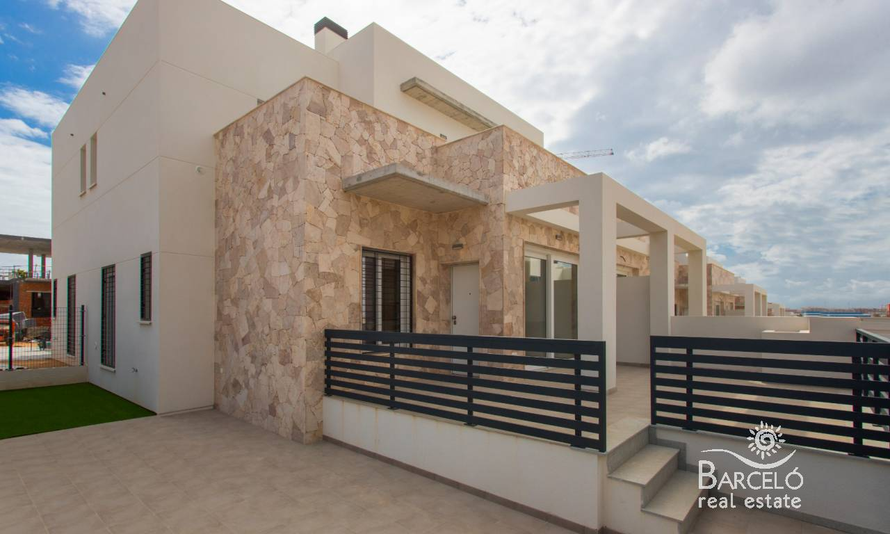 New Build - Attached - Torrevieja - Aguas Nuevas