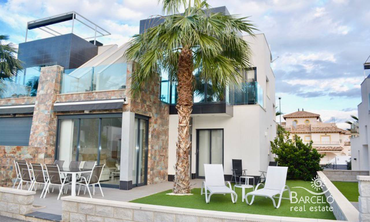 Resale - Attached - Orihuela Costa - Lomas de Cabo Roig