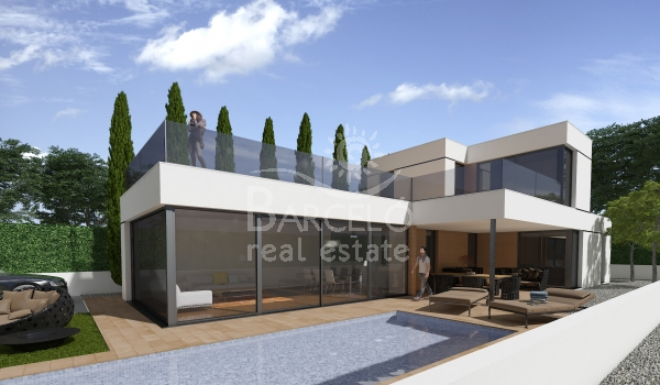 Villa - New Build - San Fulgencio - Urb. La Marina