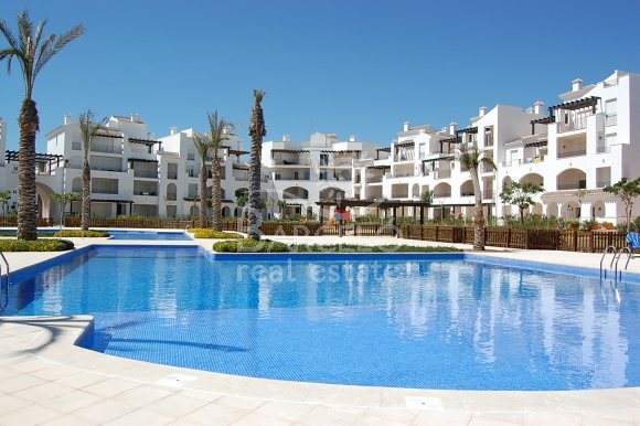 Apartment - New Build - Roldan - Torre Golf Resort